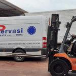 Gervasi trasporti e smaltimento apparecchiature medicali in tutta Italia